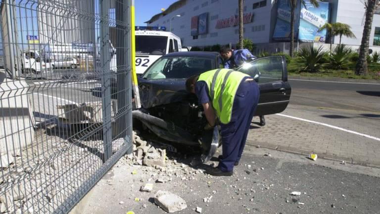 Ocho vehículos son robados en la capital, de media, cada diez días