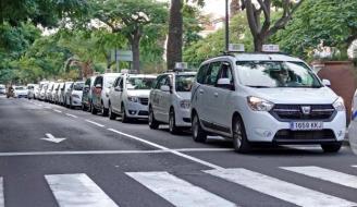 Los taxistas solicitan cámaras de seguridad en sus vehículos