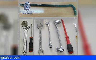 Tenerife | Sorprendido mientras intentaba robar en una obra en Santa Cruz.