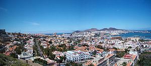 Detienen a un hombre por robar joyas en una casa de Las Palmas de Gran Canaria.