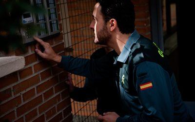 Prevención de robos en domicilios.
