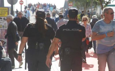 Detenida por robar 400 euros en artículos de un centro comercial de Telde.