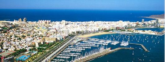 Dos detenidos en Las Palmas de Gran Canaria por un robo en un comercio.