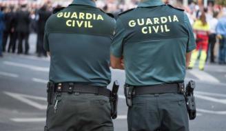 Un guardia civil, detenido por asaltar el piso de un empresario en Siete Palmas.