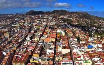 Detienen a una mujer por robar a punta de cuchillo en un local comercial de La Laguna (Tenerife).