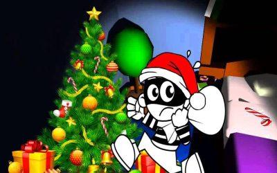 Como evitar los robos en navidad.