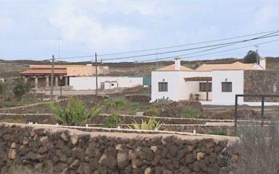 Investigan un robo con violencia en Lajares.