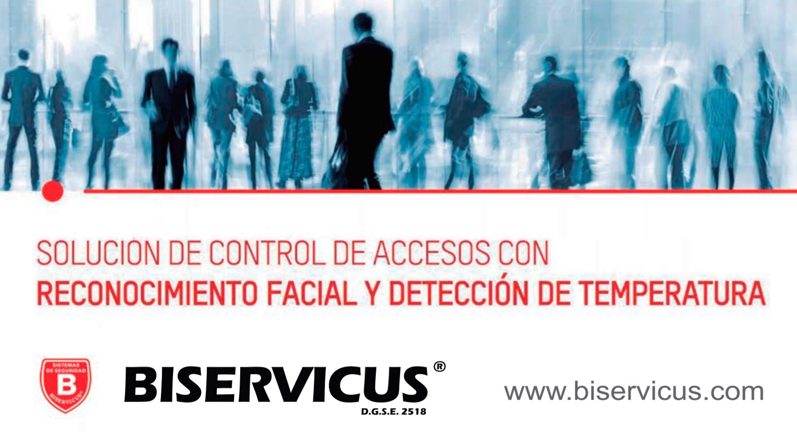 Solución de Control de Accesos con Reconocimiento facial y detección de temperatura.