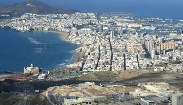Entra a robar en una nave industrial en Las Palmas de Gran Canaria.