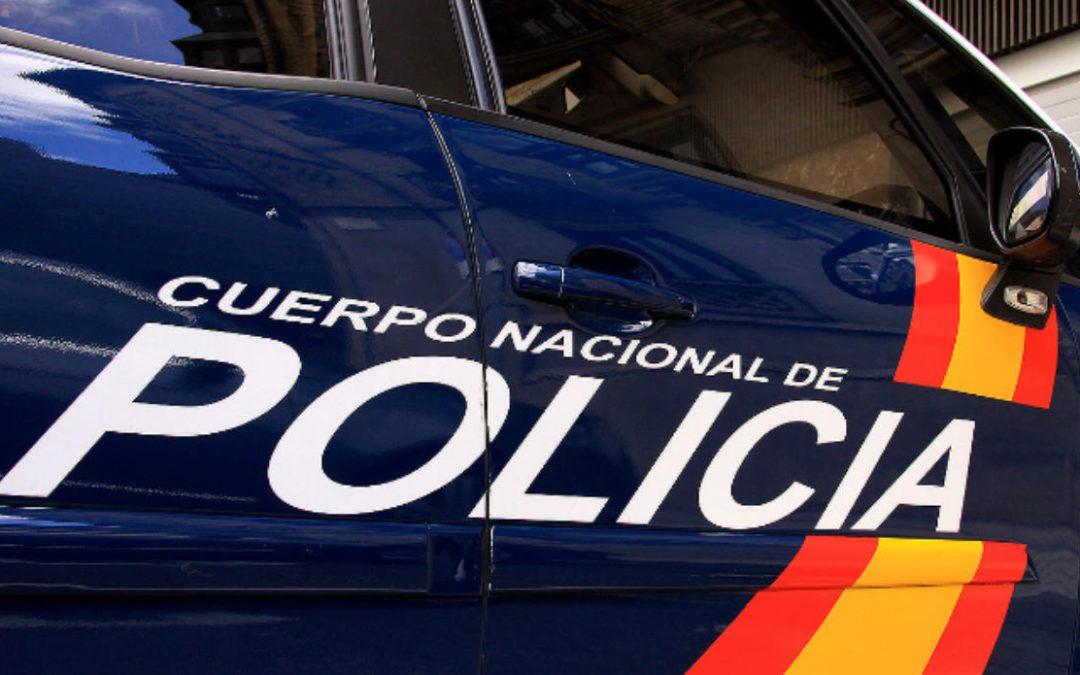 Dos hombres roban en un almacén en el barrio de Guanarteme
