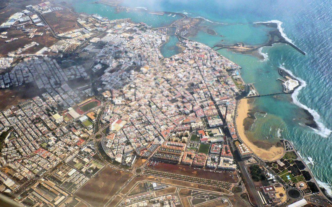 Un hombre roba artículos electrónicos valorados en 3.250 euros en Arrecife.