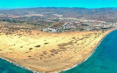 Amenaza con un destornillador al dueño de un bungalow en el sur de Gran Canaria.