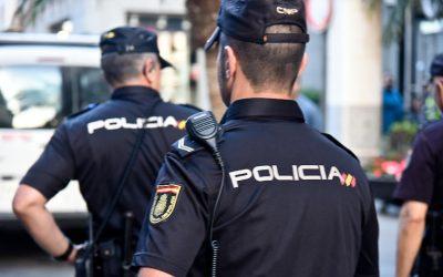 Detenidos siete hombres por robo con violencia en un domicilio majorero